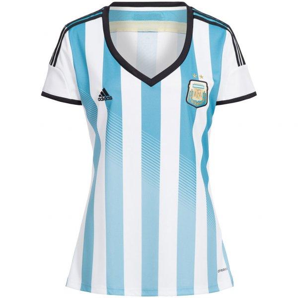 Argentinien adidas Damen Heim Trikot G75185