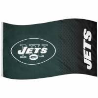 New York Jets NFL Fahne Fade Flag FLG53NFLFADENJ