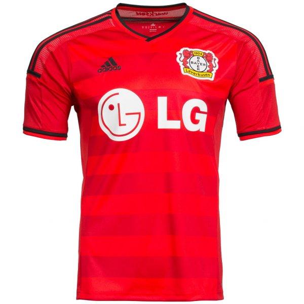 Bayer 04 Leverkusen adidas Herren Auswärts Trikot F51271