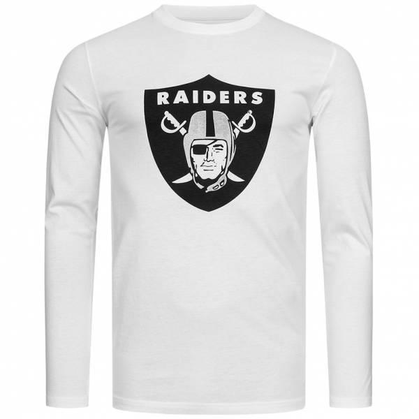 Las Vegas Raiders Fanatics Scoops NFL Heren Shirt met lange mouwen 1568MWHT1ADORA