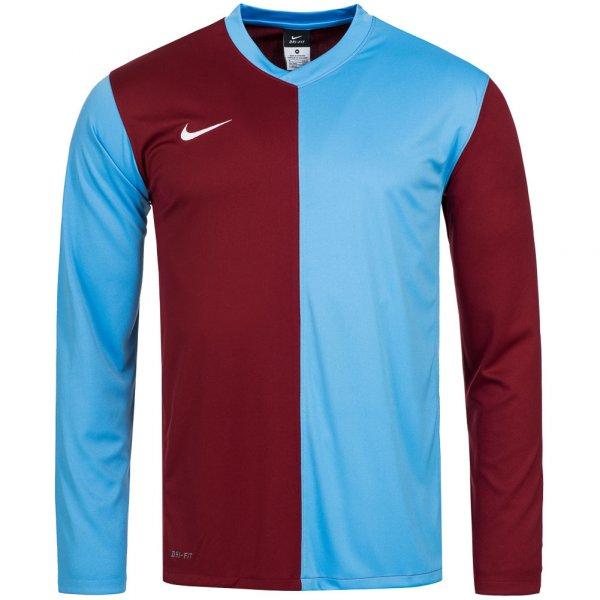 Nike Harlequin Langarm Fußball Trikot 361115-677