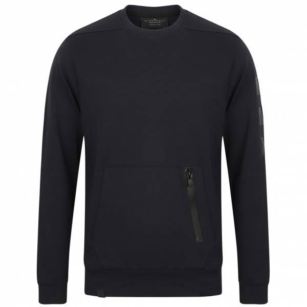 DNM Dissident Tomo Lined Herren Sweatshirt 1D10560 Navy