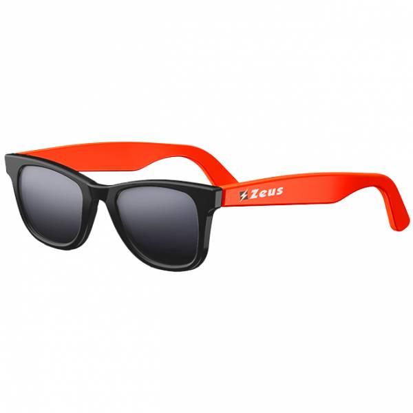 Zeus Sonnenbrille schwarz/neonorange