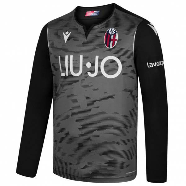 FC Bologna macron Herren Torwart Auswärts Trikot 58018121