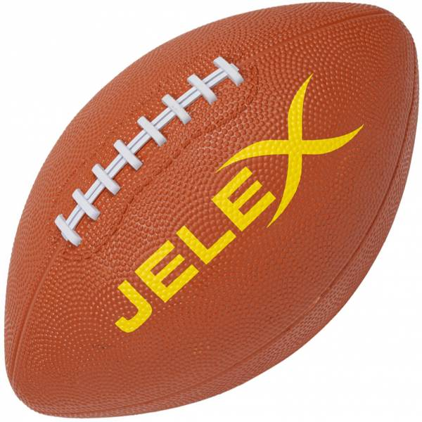 "JELEX ""Touchdown"" American Football classic brown"