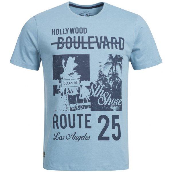 Sth. Shore Paradise City Herren T-Shirt 1C9450 Retro