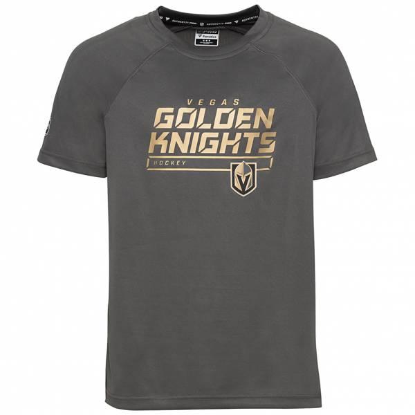 Vegas Golden Knights Fanatics Rinkside NHL Herren T-Shirt MA0848052GU9X8