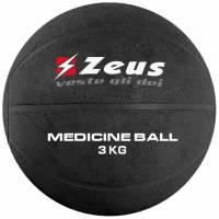 Zeus Palla medica 3 kg nera