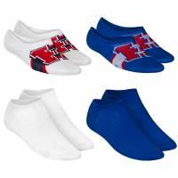 Tommy Hilfiger 4 paires Socquettes dans une boîte cadeau 392004001-470