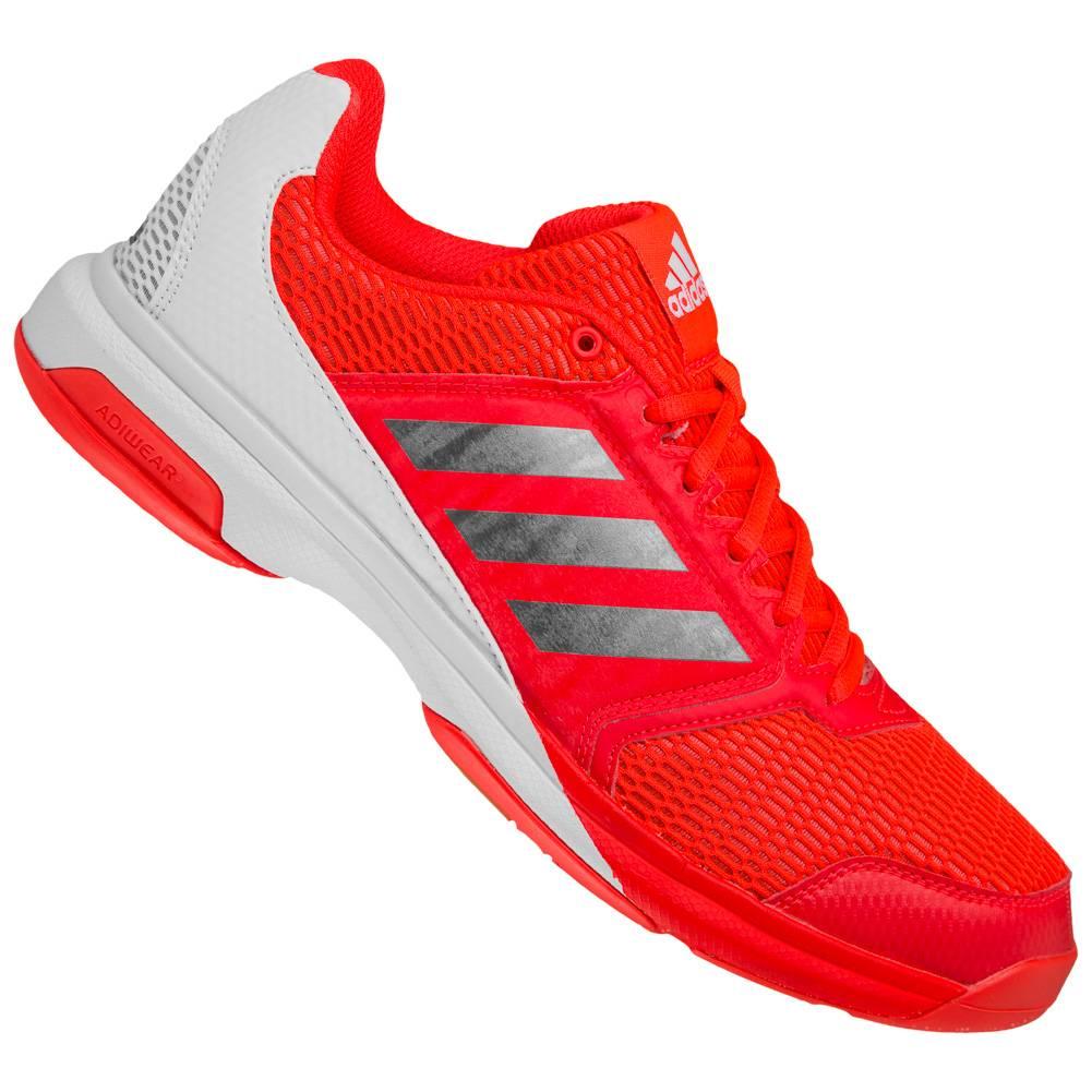 new concept e1ec8 ec174 adidas Multido Essence Mens Handball Shoes AQ6276  SportSpar