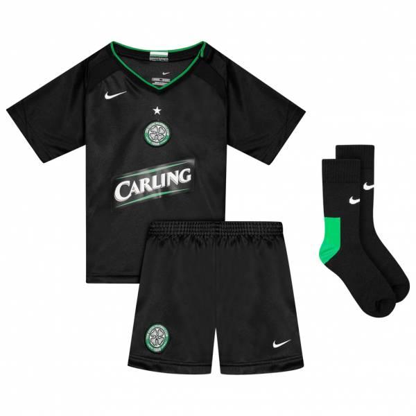 Celtic Glasgow FC Nike Baby Ausweich Trikot Set 471399-010