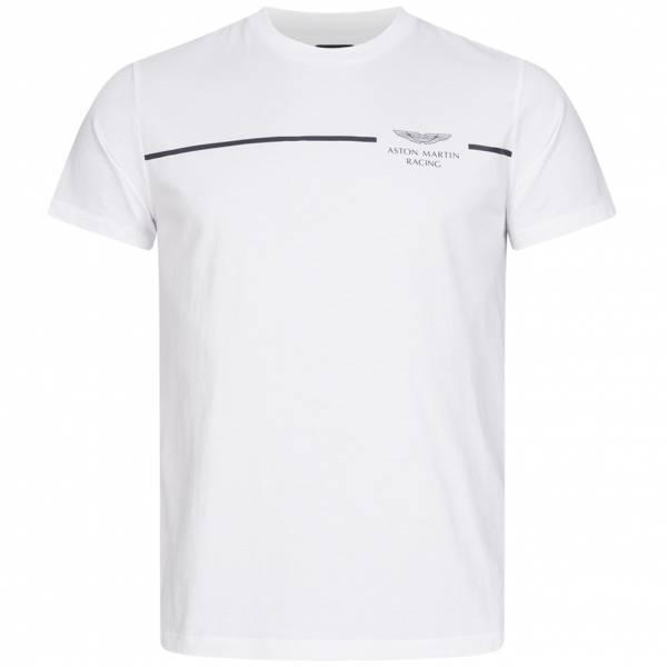 Hackett London x Aston Martin Racing Herren T-Shirt HM500459-8AC