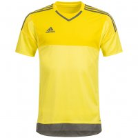 adidas Herren Kurzarm Torwarttrikot Goalkeeper Shirt S17932