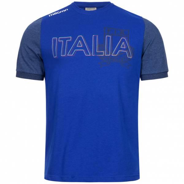 Italien FIR macron Herren Freizeit Fan T-Shirt 58097840