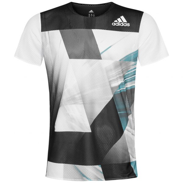 adidas Adizero Herren Running Kurzarm Shirt AJ4983