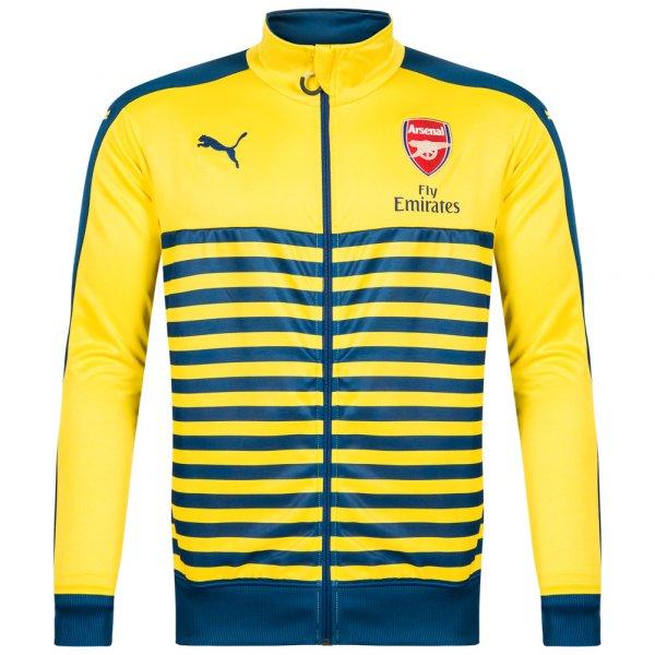 FC Arsenal London PUMA Herren Anthem Jacket T7 Trainingsjacke 746936-03