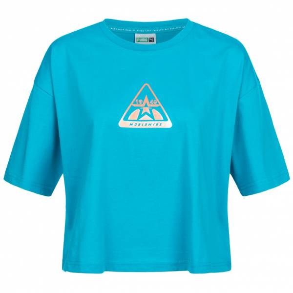 PUMA TZ Damen T-Shirt 579222-28
