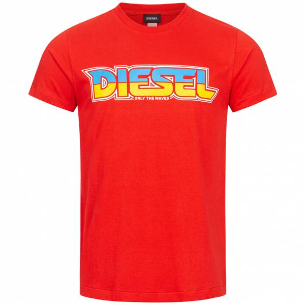 Diesel Bmowt Just BT Men T-shirt 00ST51 0TAVB 42A
