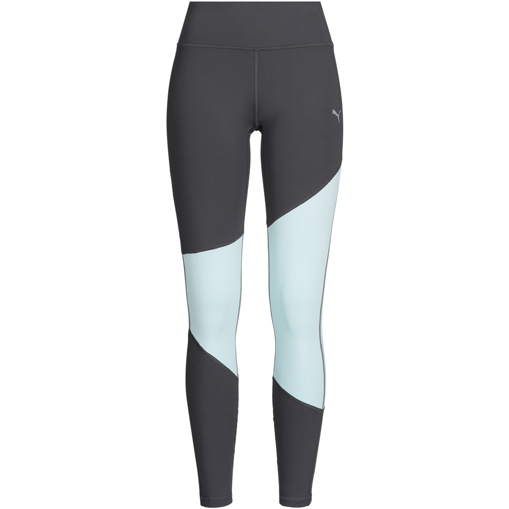 Fitness Leggings Damen Blickdicht: PUMA Clash Tight Damen Sport Leggings 513506-01