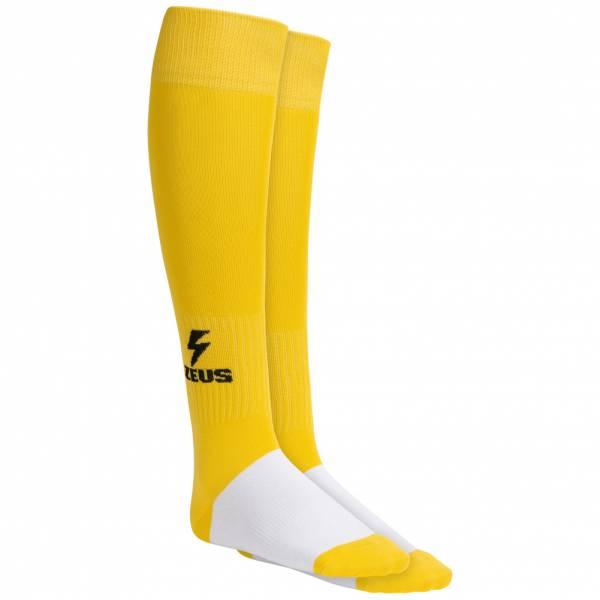 Zeus Calza Energy Chaussettes jaune