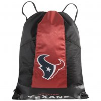 Houston Texas NFL Drawstring Backpack Rucksack Turnbeutel REL0314-00001