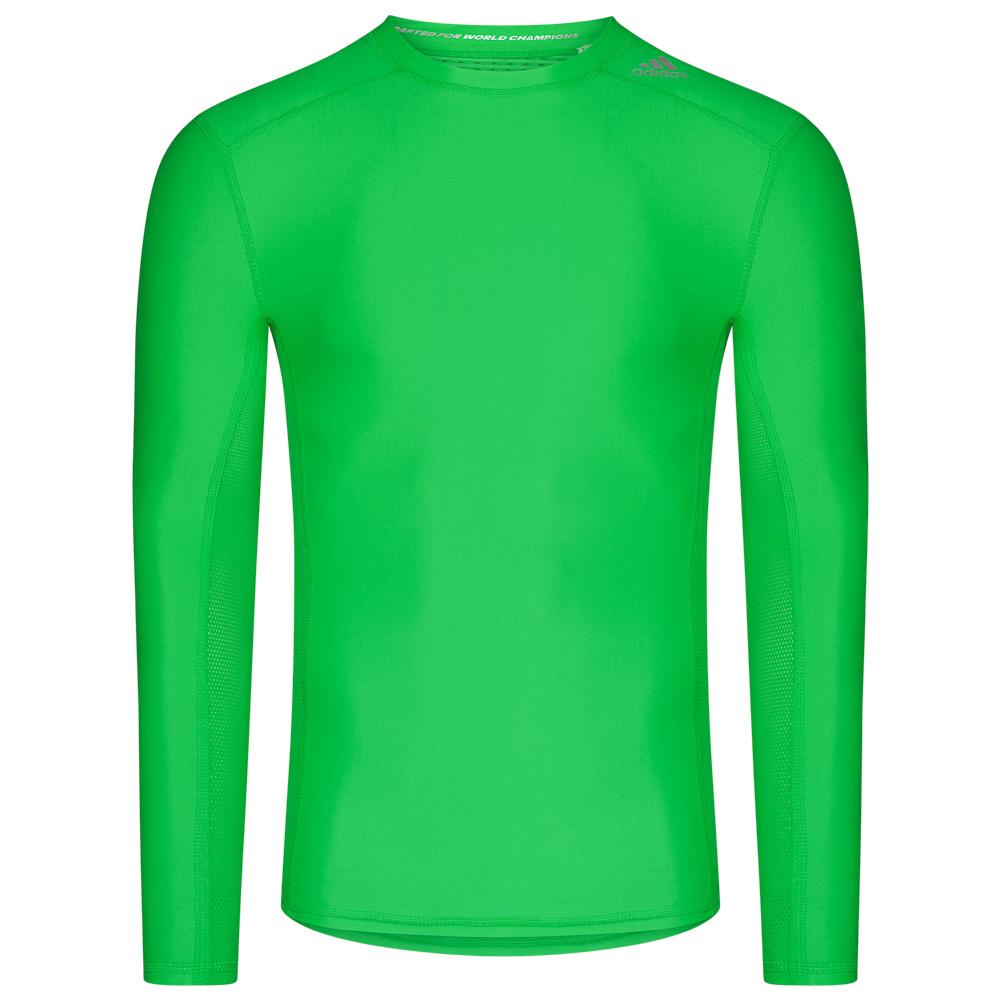 Adidas Herren Funktionsshirt Langarm, Größe XL