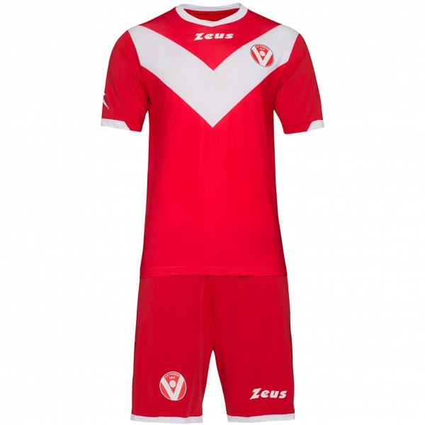 Varese Calcio SSD Zeus Herren Auswärts Trikot Set VAR-28