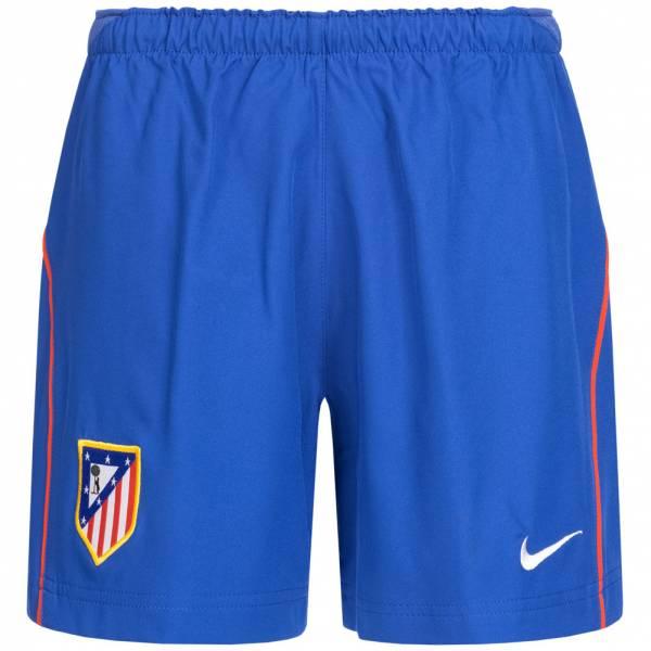 Dziecięce spodenki domowe Atletico Madryt Nike 491648-400