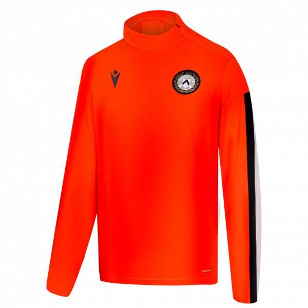 Udinese Calcio macron Herren 1/4-Zip Trainings Sweatshirt 58100066