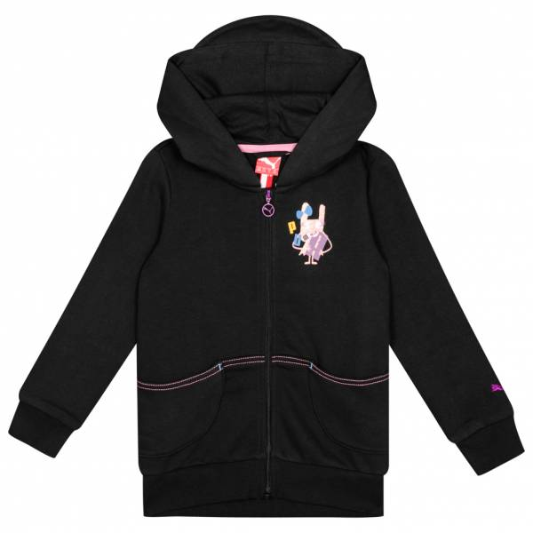 Damska bluza z kapturem PUMA School Girls 826048-01