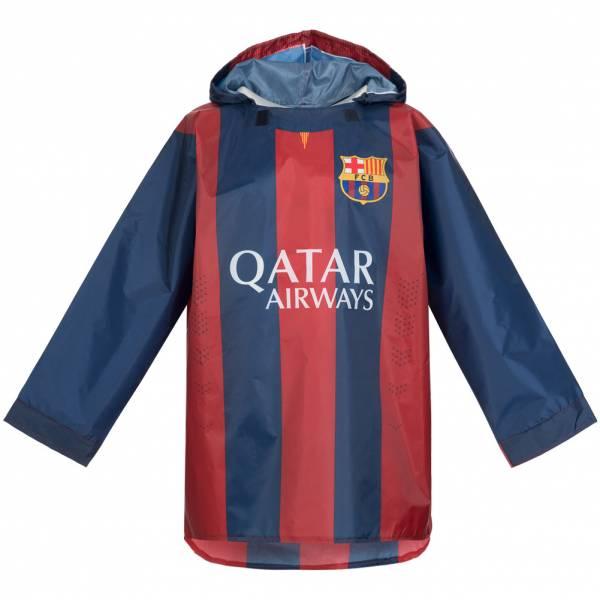 FC Barcelona Giacca impermeabile Poncho