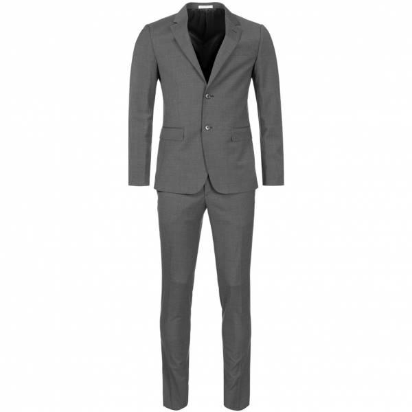 MOSCHINO Herren Luxus Designer Anzug 699082-3 grau
