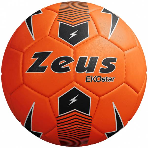 Zeus Ekostar Ballon de foot Néon Orange