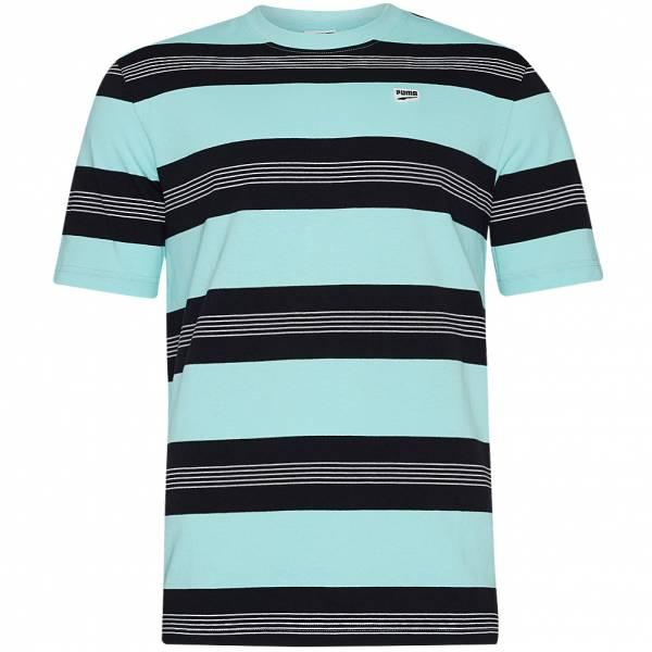 PUMA Downtown Striped Herren T-Shirt 599191-33