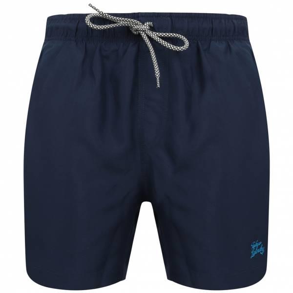 Tokyo Laundry Algol Men Swim shorts 1S12661 Iris Navy