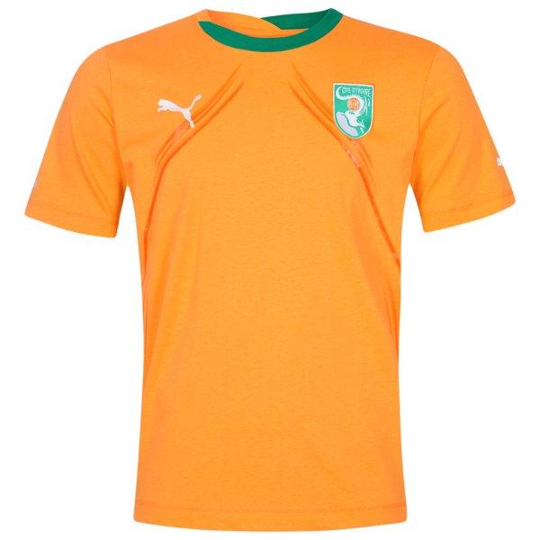 Elfenbeinküste PUMA Herren Fan T-Shirt 736926-13