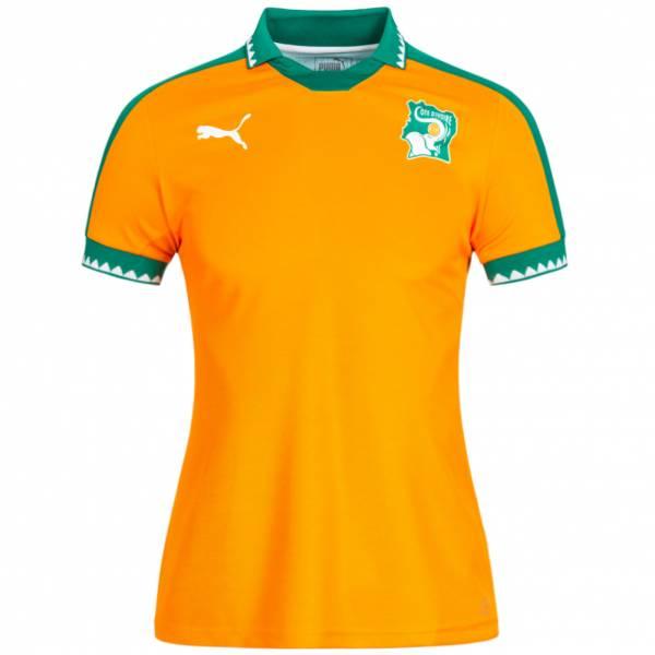 Ivory Coast PUMA Women Home Jersey 748507-01