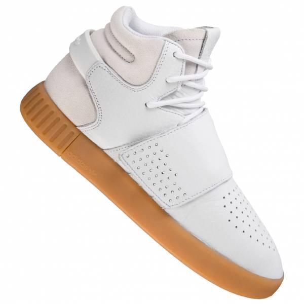 adidas Originals Tubular Invader Strap Leder Sneaker BY3629