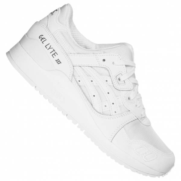 ASICS Gel-Lyte III Sneaker Triple White Mesh HN6G4-0101
