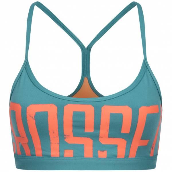 Reebok CrossFit Skinny Graphic Damen Sport BH DU5101