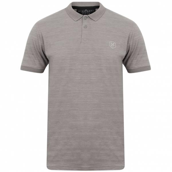 DNM Dissident Matsuki Herren Polo-Shirt 1X12442 Frost Grey