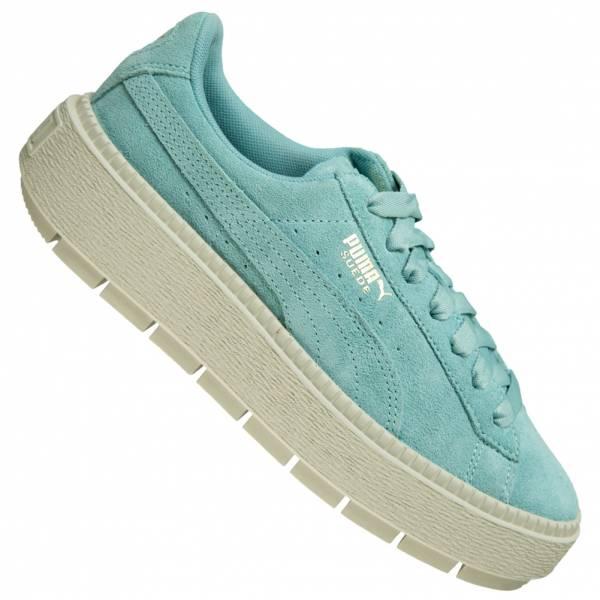 PUMA Suede Platform Trace Damen Sneaker 365830-04