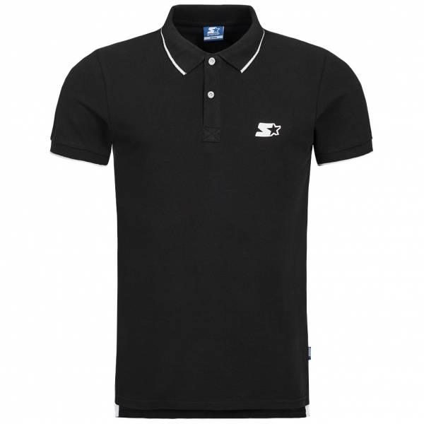 STARTER Herren Polo-Shirt Enhance schwarz
