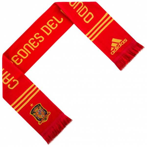 Spanien Weltmeister Fanschal adidas Sonderedition U37610