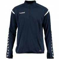 hummel Authentic Charge 1/4-Zip Kinder Trainingsoberteil 133406-7364