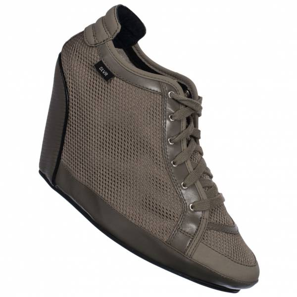 adidas SLVR Clima Wedge Damen Schuhe G51875 beige