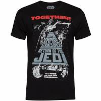 GOZOO x Star Wars Return of the Jedi 40 Jahre Herren T-Shirt GZ-9-STA-926-M