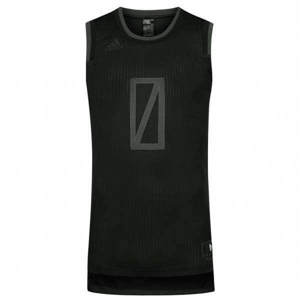 adidas Damian Dame Lillard 0 Herren Basketball Trikot S97489