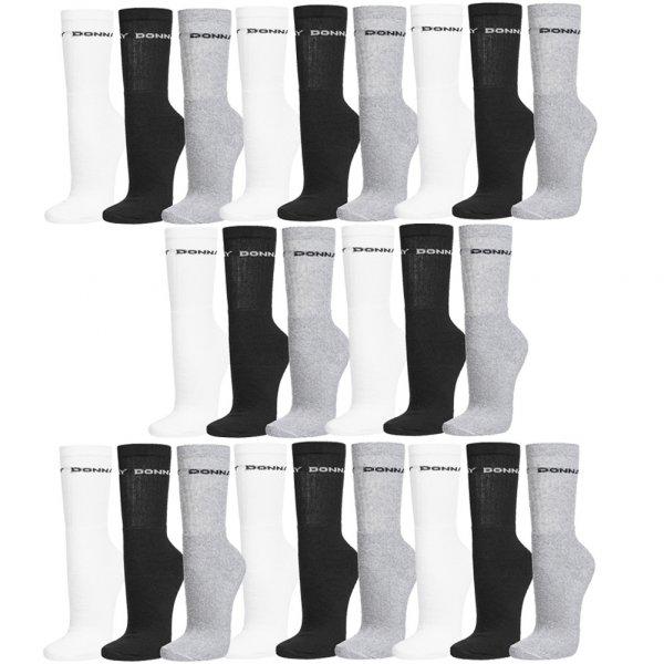 Donnay Sport Socken 24 er Pack