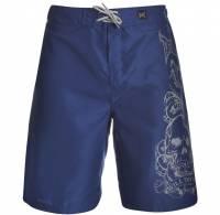Tapout Herren Kampf Shorts blau